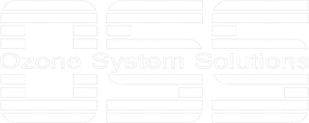 Ozone System Solutions Logo transparent